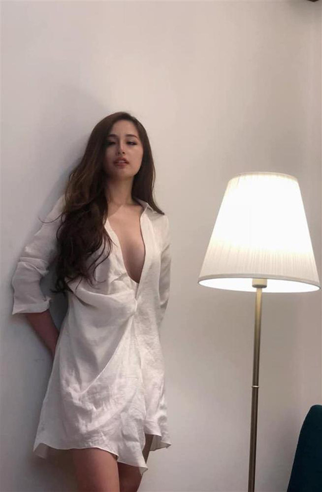 Hình ảnh sexy tới nghẹn thở của HH Mai Phương Thúy khiến cô phải xin rút kinh nghiệm - Ảnh 8.