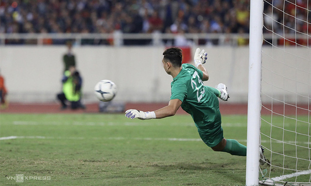 Việt Nam - Thái Lan lại bất phân thắng bại - Ảnh 6.