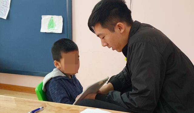 Người thầy đặc biệt của những đứa trẻ đặc biệt - Ảnh 3.