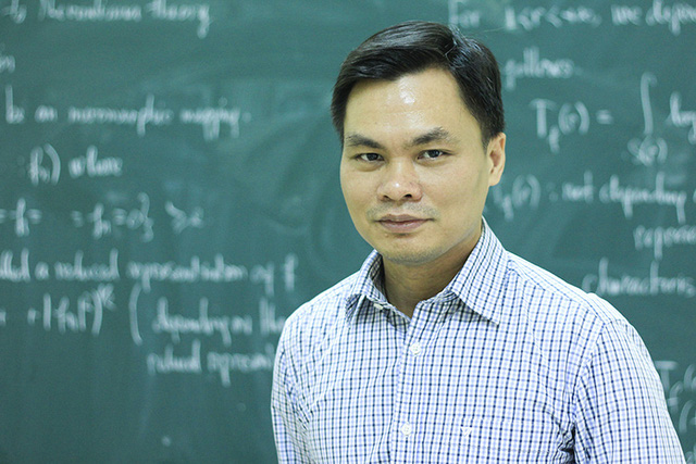 Thầy giáo Toán trở thành giáo sư trẻ nhất năm 2019  - Ảnh 1.