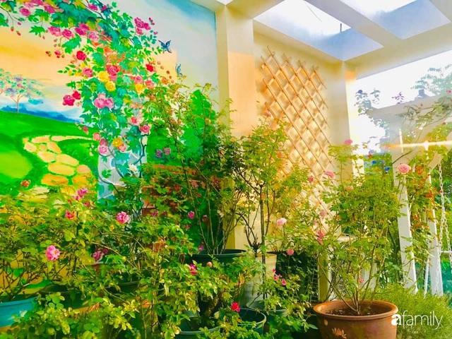 Ngày 20/11 ghé thăm vườn hồng trên sân thượng khoe sắc rực rỡ của cô giáo dạy nhạc xứ Thanh - Ảnh 15.