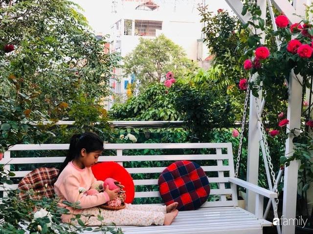 Ngày 20/11 ghé thăm vườn hồng trên sân thượng khoe sắc rực rỡ của cô giáo dạy nhạc xứ Thanh - Ảnh 23.