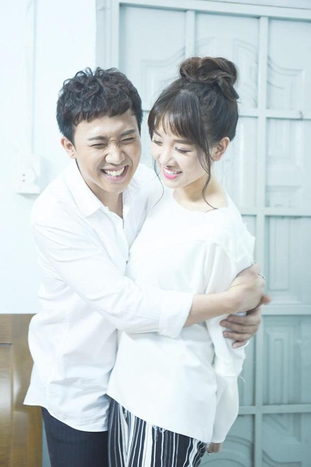 Hari Won lần đầu hé lộ nguyên nhân cưới sớm và những chuyện chưa từng biết về Trấn Thành  - Ảnh 5.