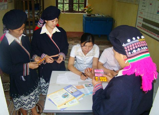 Năm thứ 4 triển khai xã hội hóa hàng hóa sức khỏe sinh sản, Phú Thọ đạt được nhiều kết quả tích cực - Ảnh 1.