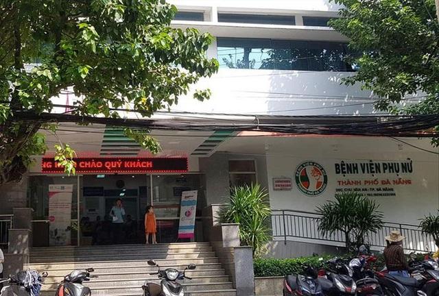 Đóng cửa Phòng mổ Bệnh viện Phụ nữ Đà Nẵng sau vụ 2 sản phụ tử vong - Ảnh 1.