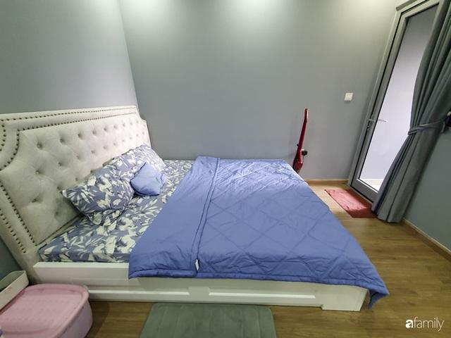 Căn hộ màu xanh với thiết kế đẳng cấp như không gian châu Âu trong lòng Hà Nội dành cho gia đình 3 thế hệ - Ảnh 21.