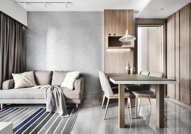 Căn hộ 36m² phong cách Scandinavian truyền cảm hứng cho người nhìn, khu vực vệ sinh thiết kế đẹp lạ - Ảnh 4.