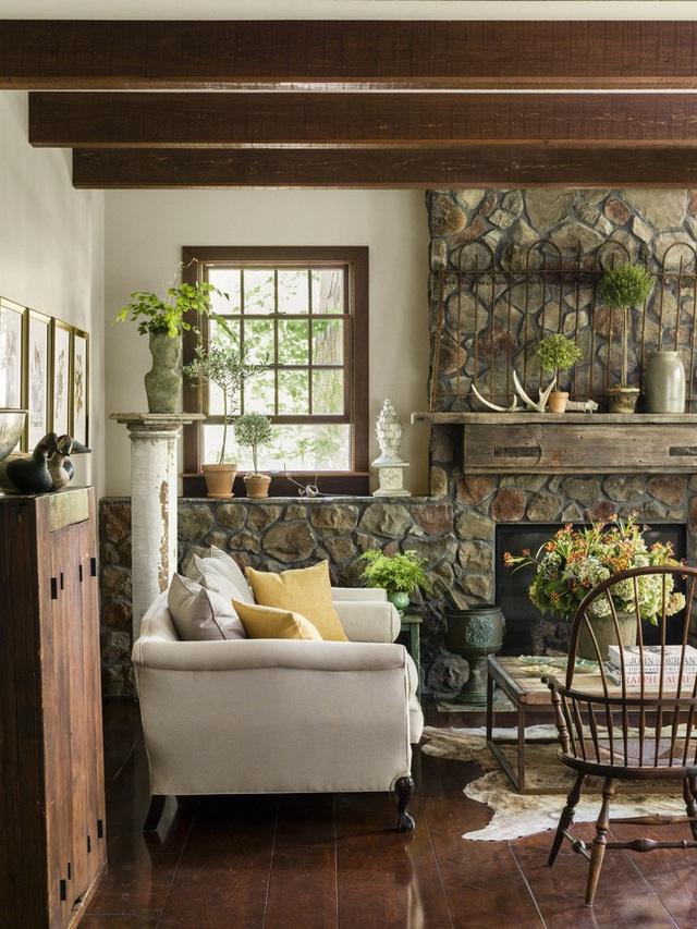 Ngôi nhà gỗ xinh yêu dưới đây là niềm ước mơ của biết bao người  - Ảnh 3.