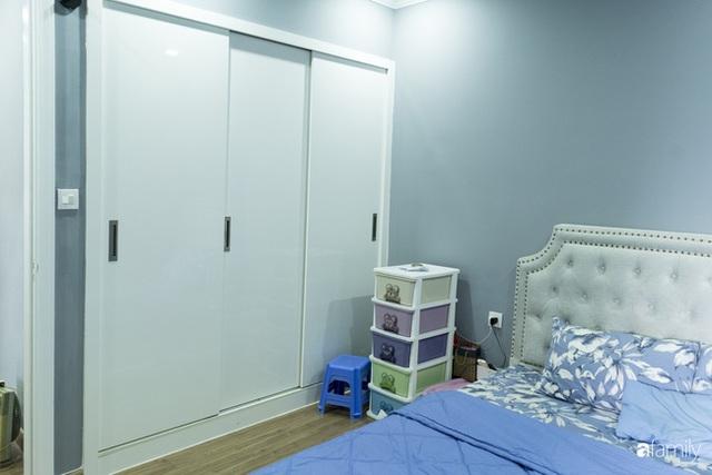 Căn hộ màu xanh với thiết kế đẳng cấp như không gian châu Âu trong lòng Hà Nội dành cho gia đình 3 thế hệ - Ảnh 22.