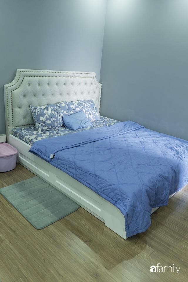 Căn hộ màu xanh với thiết kế đẳng cấp như không gian châu Âu trong lòng Hà Nội dành cho gia đình 3 thế hệ - Ảnh 23.
