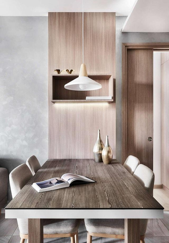 Căn hộ 36m² phong cách Scandinavian truyền cảm hứng cho người nhìn, khu vực vệ sinh thiết kế đẹp lạ - Ảnh 5.