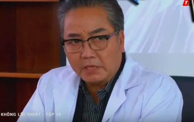 Không lối thoát tập 15: Giết người chưa đủ, bác sĩ Minh còn gài bẫy khiến bệnh nhân phải cưa chân và nhảy lầu tự sát - Ảnh 7.