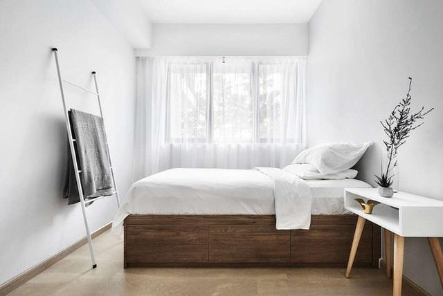 Căn hộ 36m² phong cách Scandinavian truyền cảm hứng cho người nhìn, khu vực vệ sinh thiết kế đẹp lạ - Ảnh 8.