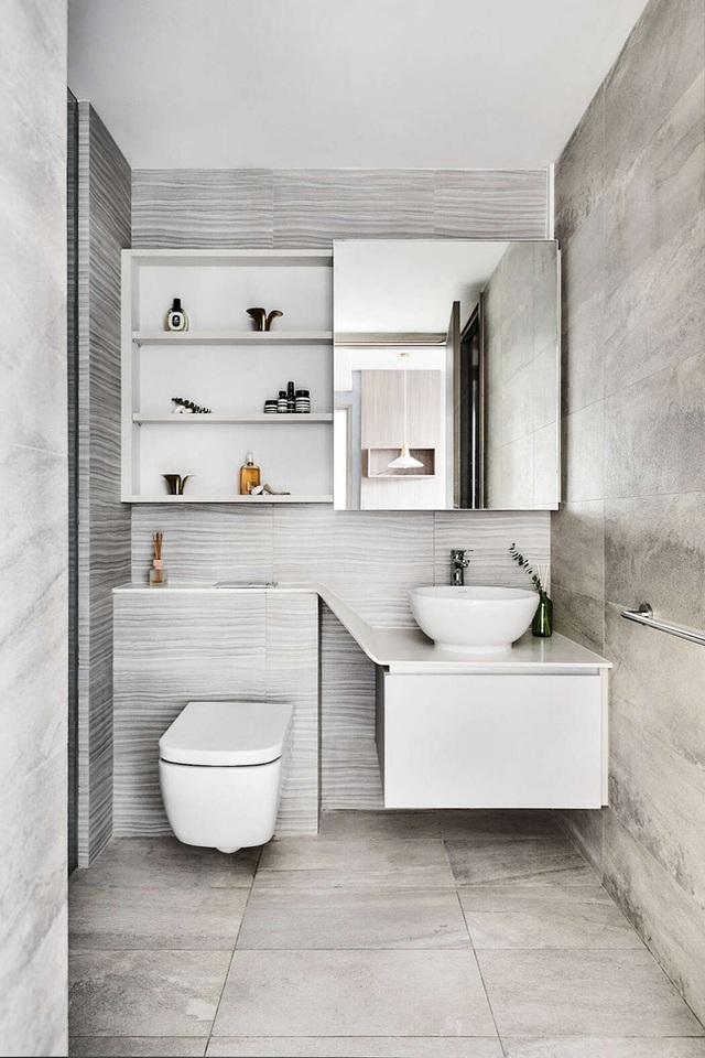 Căn hộ 36m² phong cách Scandinavian truyền cảm hứng cho người nhìn, khu vực vệ sinh thiết kế đẹp lạ - Ảnh 9.