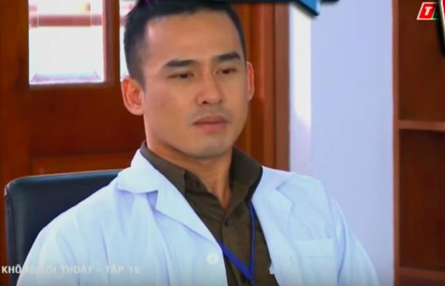 Không lối thoát tập 15: Giết người chưa đủ, bác sĩ Minh còn gài bẫy khiến bệnh nhân phải cưa chân và nhảy lầu tự sát - Ảnh 9.
