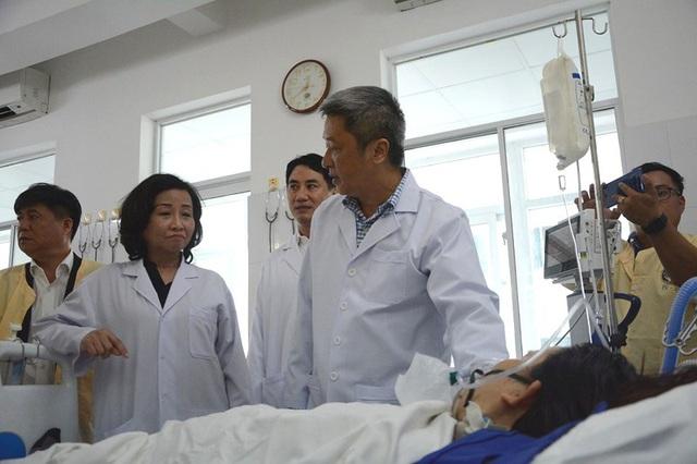 Bộ Y tế chưa có văn bản chính thức về loại thuốc gây tê nghi gây ra 3 vụ tai biến sản khoa  - Ảnh 1.