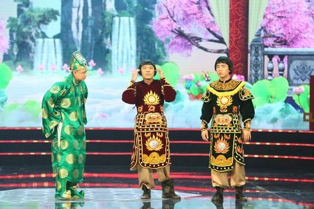 """Diễn viên Trung Ruồi: """"Táo quân là chương trình đỉnh cao để diễn viên hài trẻ phấn đấu"""" - Ảnh 1."""