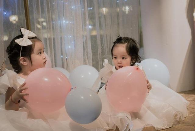 Hai con gái siêu đáng yêu của Hoài Lâm - Ảnh 3.