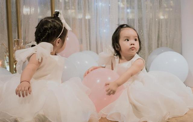 Hai con gái siêu đáng yêu của Hoài Lâm - Ảnh 4.