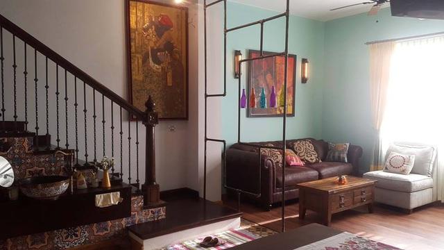 Trước khi chuyển về căn hộ hiện tại, NTK Lek Chi từng sống trong ngôi nhà siêu lãng mạn ai đi qua cũng phải ngước nhìn ở Hồ Tây - Ảnh 13.