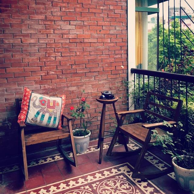 Trước khi chuyển về căn hộ hiện tại, NTK Lek Chi từng sống trong ngôi nhà siêu lãng mạn ai đi qua cũng phải ngước nhìn ở Hồ Tây - Ảnh 19.