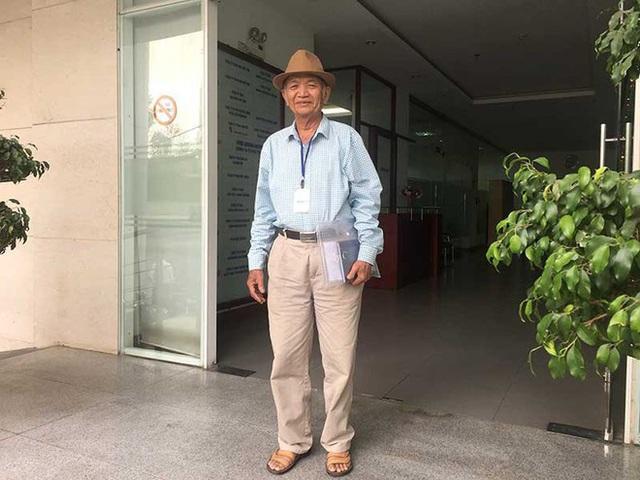 VKS tìm cụ ông 93 tuổi để giải quyết án oan - Ảnh 1.