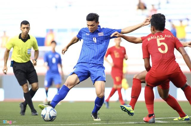 HLV Park Hang-seo đến sân nghiên cứu U22 Thái Lan đối đầu Indonesia - Ảnh 5.