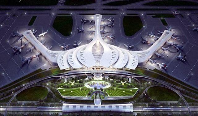 90,06% đại biểu tán thành, Quốc hội thông qua Nghị quyết Dự án Xây dựng sân bay Long Thành giai đoạn 1 - Ảnh 1.