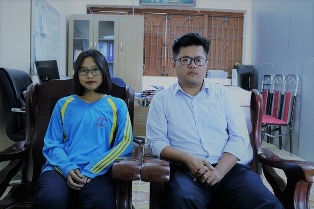 Các trang báo mạng uy tín đưa tin Người tốt việc tốt của học sinh trường THPT Hàng Hải