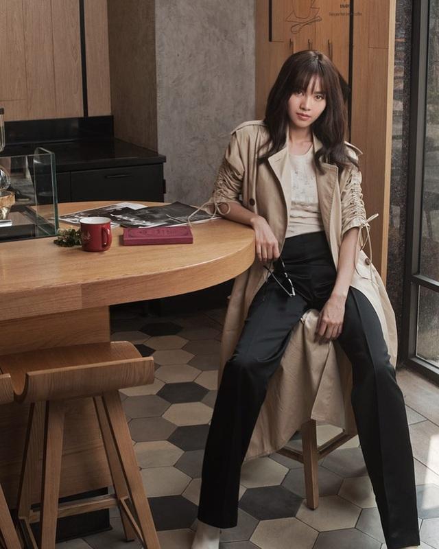 Ninh Dương Lan Ngọc gợi ý 10 set đồ chuẩn đẹp cho nàng công sở - Ảnh 4.