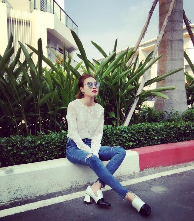 Ninh Dương Lan Ngọc gợi ý 10 set đồ chuẩn đẹp cho nàng công sở - Ảnh 7.