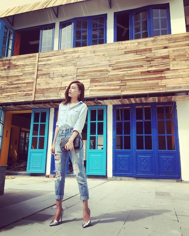 Ninh Dương Lan Ngọc gợi ý 10 set đồ chuẩn đẹp cho nàng công sở - Ảnh 8.