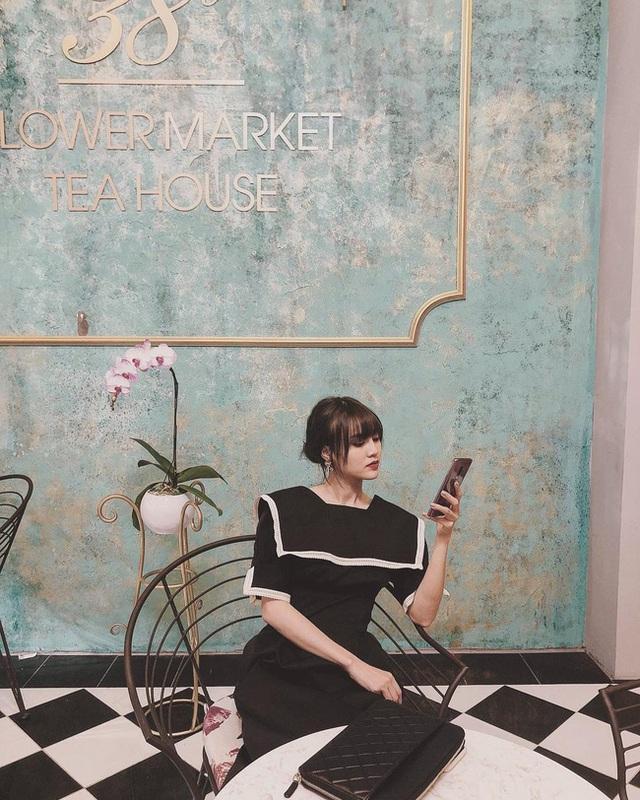 Ninh Dương Lan Ngọc gợi ý 10 set đồ chuẩn đẹp cho nàng công sở - Ảnh 10.
