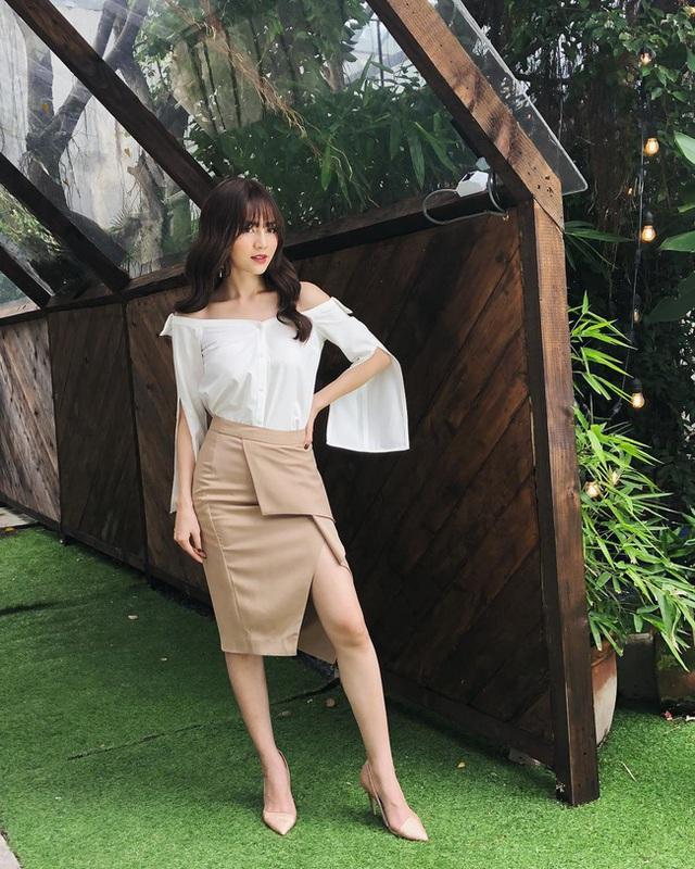 Ninh Dương Lan Ngọc gợi ý 10 set đồ chuẩn đẹp cho nàng công sở - Ảnh 11.