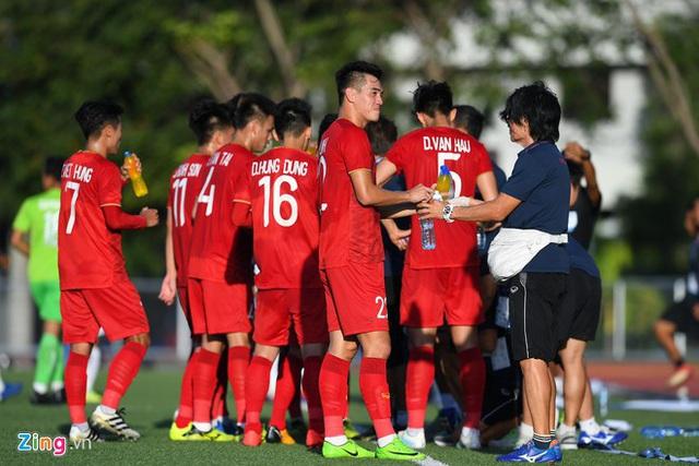 Thắng Lào 6-1, HLV Park Hang-seo vẫn không hài lòng vì 1 bàn thua - Ảnh 5.