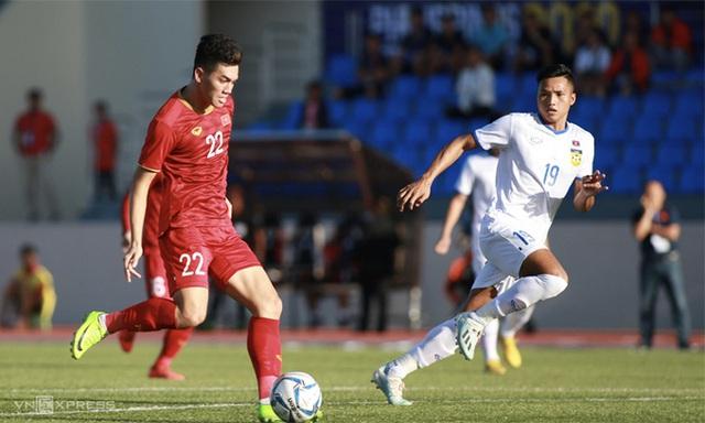 Thắng Lào 6-1, HLV Park Hang-seo vẫn không hài lòng vì 1 bàn thua - Ảnh 4.