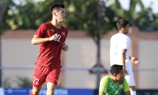 Thắng Lào 6-1, HLV Park Hang-seo vẫn không hài lòng vì 1 bàn thua - Ảnh 7.