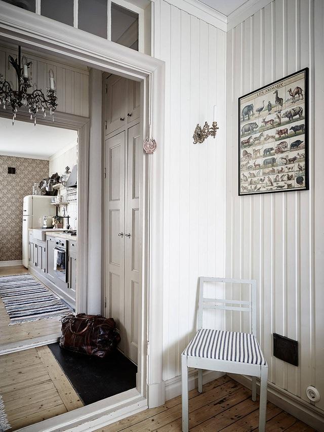 Nhấn nhá đan xen giữa yếu tố cổ điển và hiện đại, căn hộ 73m² hiện lên với vẻ đẹp như một bức tranh đồng quê êm đềm - Ảnh 18.