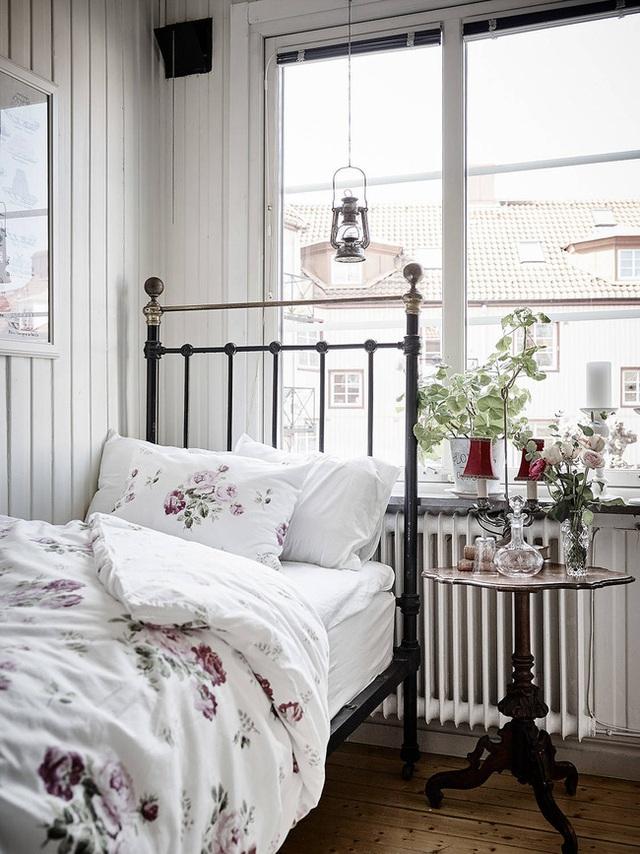 Nhấn nhá đan xen giữa yếu tố cổ điển và hiện đại, căn hộ 73m² hiện lên với vẻ đẹp như một bức tranh đồng quê êm đềm - Ảnh 20.