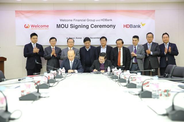HDBank- WFG ký kết hợp tác, triển khai Korea Desk cho khách hàng Hàn Quốc - Ảnh 1.
