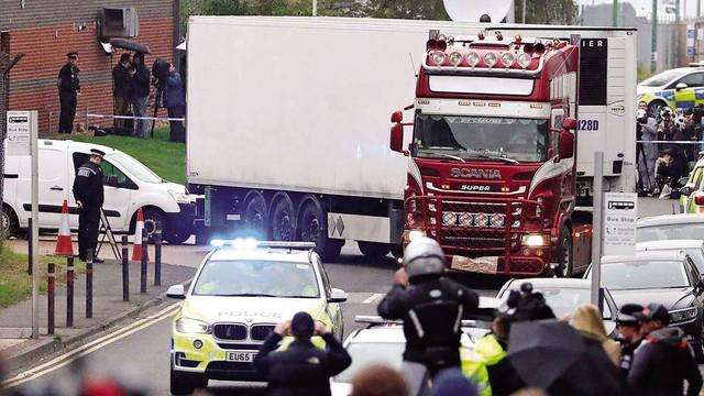 Nhiều đại biểu Quốc hội bày tỏ quan điểm sau vụ 39 nạn nhân trong container ở Anh - Ảnh 1.