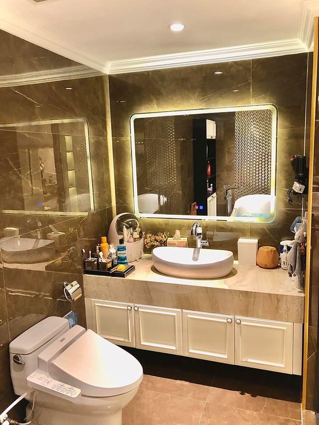 Căn hộ đẹp như khách sạn 5 sao của MC Đường lên đỉnh Olympia - Ảnh 21.