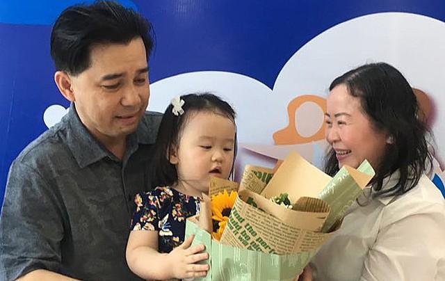 Quả ngọt của vợ chồng Việt kiều 10 năm mong con  - Ảnh 1.