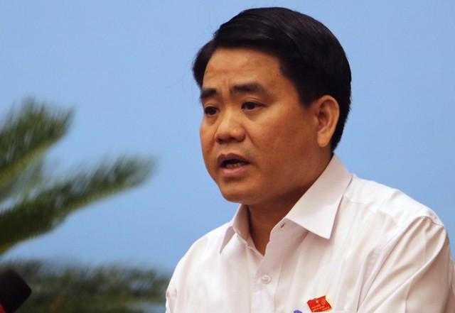 Chủ tịch Hà Nội xin rút kinh nghiệm sự cố nước sông Đà  - Ảnh 1.