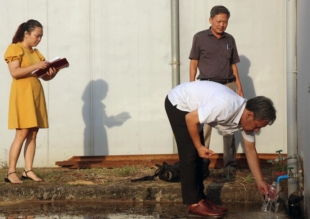 Chủ tịch Hà Nội xin rút kinh nghiệm sự cố nước sông Đà  - Ảnh 2.