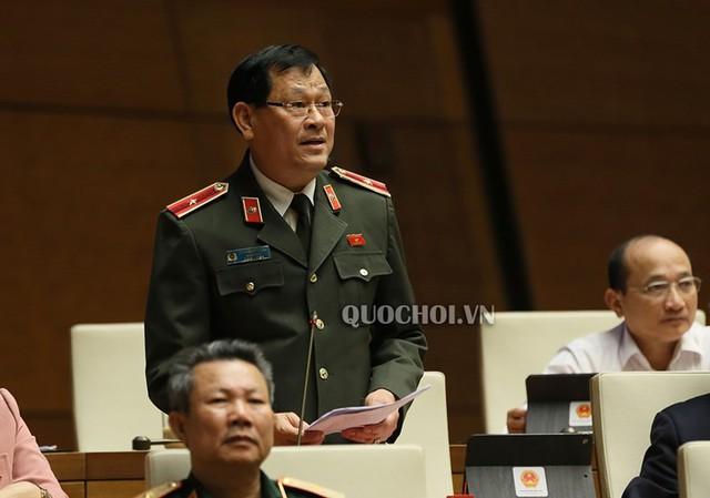 Tướng Nguyễn Hữu Cầu: Từ năm 2016 đến nay đã có 45 đồng chí hy sinh trong khi làm nhiệm vụ - Ảnh 2.