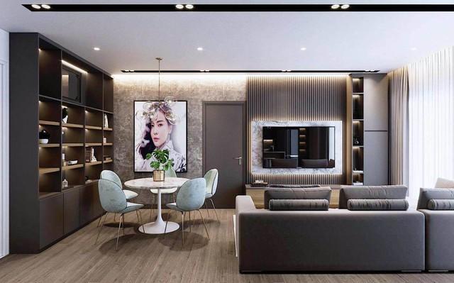 Cao Thái Hà: Mỹ nhân độc thân có giá nhất nhì Vbiz, hết sở hữu biệt thự lại mua căn hộ cao cấp ngay giữa quận 2 (TPHCM) - Ảnh 2.