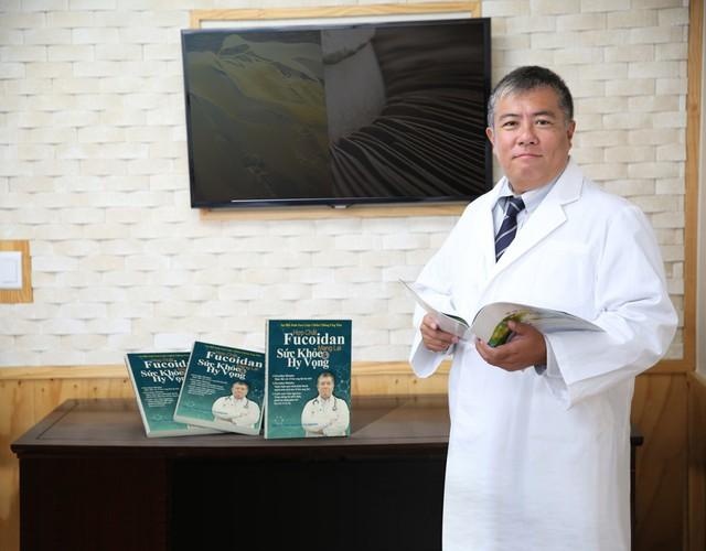 """""""Hợp chất Fucoidan"""", Giải pháp giúp chiến thắng ung thư - Ảnh 1."""
