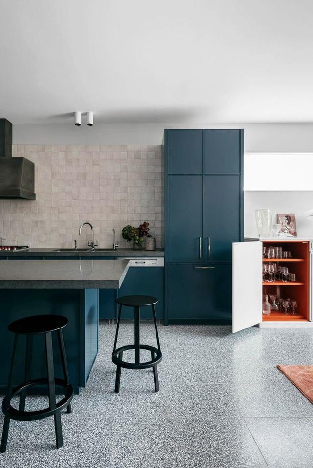 11 màu sơn kết hợp với đồ nội thất cực chuẩn giúp bếp nhà bạn không bao giờ bị lạc mốt từ năm nay qua năm khác - Ảnh 1.