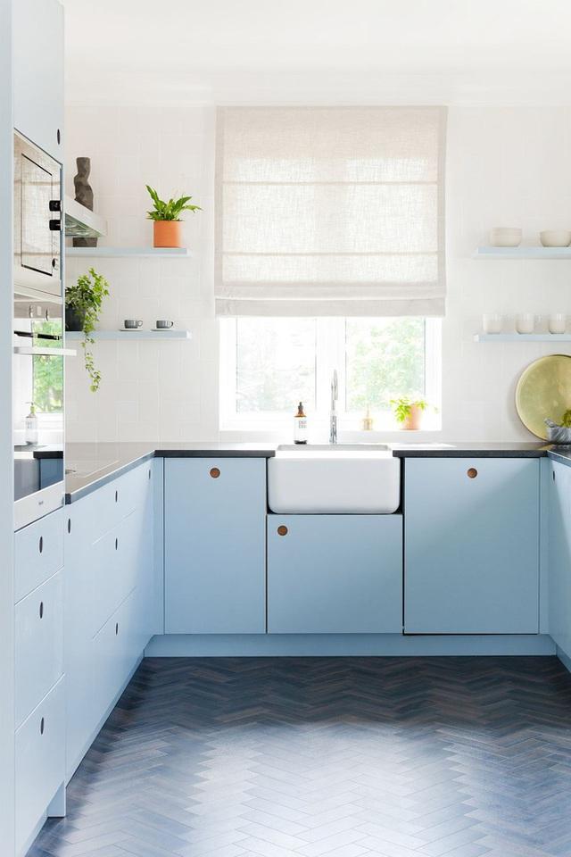 11 màu sơn kết hợp với đồ nội thất cực chuẩn giúp bếp nhà bạn không bao giờ bị lạc mốt từ năm nay qua năm khác - Ảnh 3.